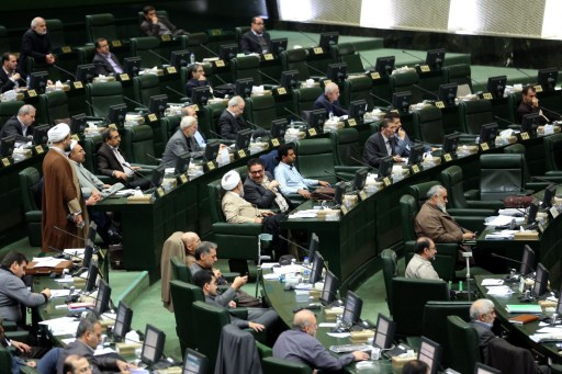 إيران .. مشروع قانون لزيادة أجهزة الطرد المركزي ورفع مستوى التخصيب إلى 60%