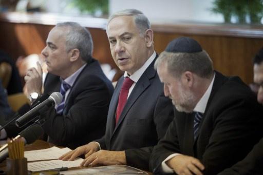 نتانياهو يحمّل الحكومة اللبنانية مسؤولية إطلاق صواريخ على شمال إسرائيل