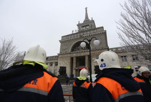 ارتفاع عدد ضحايا تفجير محطة فولغوغراد للسكة الحديدية إلى 17 قتيلا