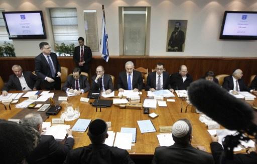 لجنة وزارية إسرائيلية تصادق على ضم الأغوار