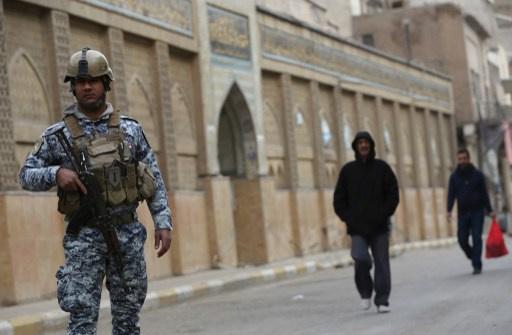 مقتل 14 شخصا بينهم 4 ضباط بهجمات في العراق