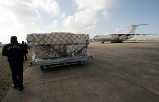 الأمم المتحدة تعلن اكتمال رحلات جسرها الجوي للمساعدات المرسلة الى سورية عبر العراق