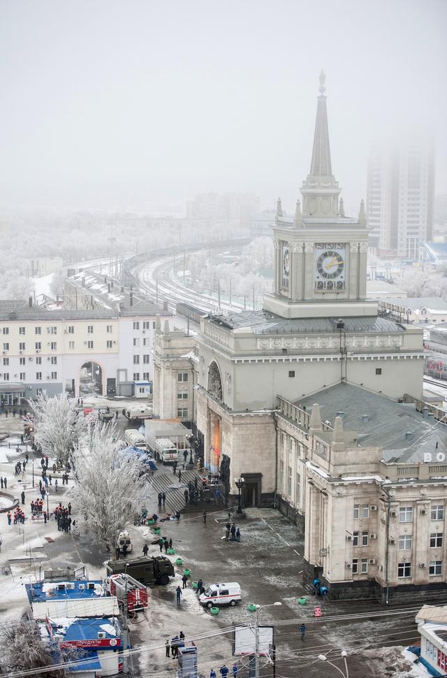 تفجيرا فولغوغراد الإرهابيان (صور)