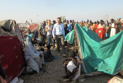 الأمم المتحدة: 180 ألف نازح بسبب العنف في جنوب السودان