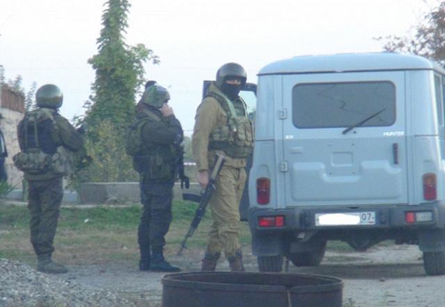 مقتل ثلاثة مسلحين واصابة شرطيين في اشتباك مسلح جنوب روسيا