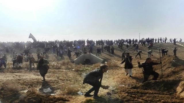 قتلى وجرحى في مواجهات بين قوات الأمن ومعتصمين في الرمادي