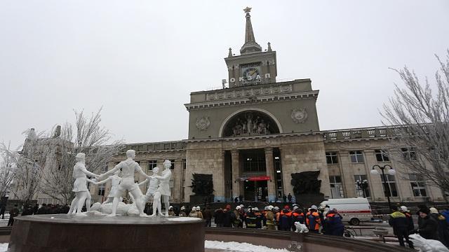 تحديد هوية منفذ التفجير بمحطة فولغوغراد للسكة الحديدية