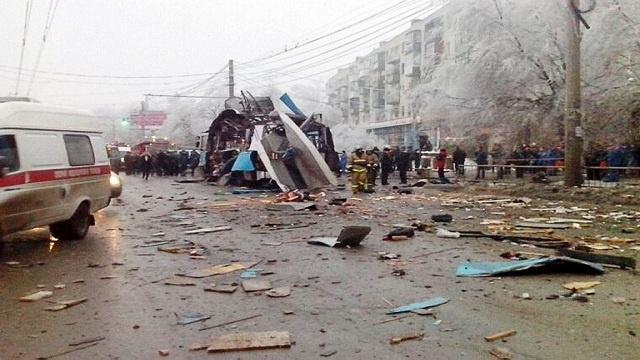 ردود الفعل العربية والدولية على تفجيري فولغوغراد الروسية