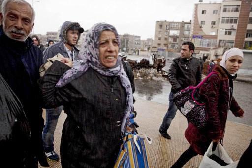 الأمم المتحدة: وفاة 15 فلسطينيا من الجوع في مخيم اليرموك بسورية