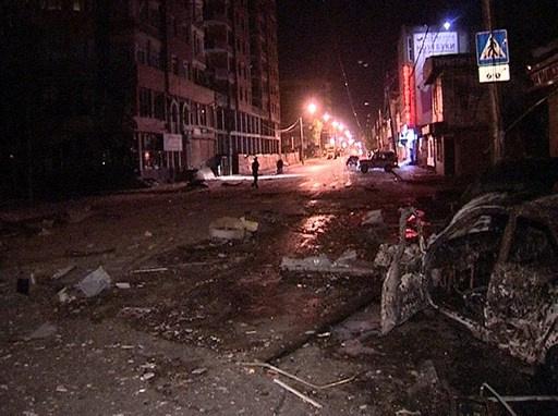 مقتل شخص وإصابة أربعة آخرين في تفجير استهدف دورية شرطة بجنوب روسيا