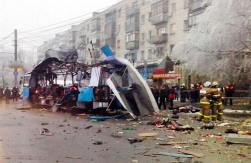 التفجيرات الاخيرة في فولغوغراد محاولة لتأجيج العداء الطائفي في البلاد