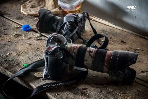 الاتحاد الدولي للصحافيين يصنف سورية كأخطر بلد على الاعلاميين