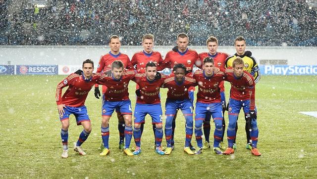 تسيسكا موسكو بطل الكأس والدوري الروسي الممتاز لكرة القدم