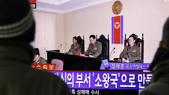 بيونغ يانغ تعلن عن إعدام جانغ سونغ تيك زوج عمة كيم جونغ أون بتهمة الخيانة