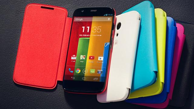 موتورولا تسوّق هاتفا ذكيا في الولايات المتحدة