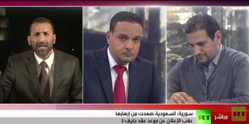 هل يمكن للسعودية البقاء خارج الأزمة السورية؟