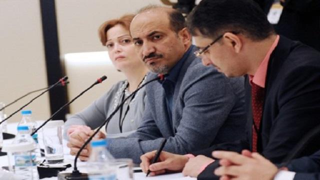 الجربا رئيسا للائتلاف السوري المعارض ثانية