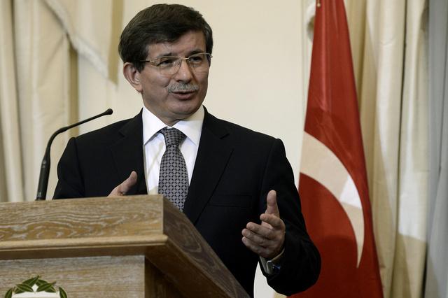 عالمي أوغلو: تركيا طريقها إعادة العلاقات إسرائيل 672156.jpg