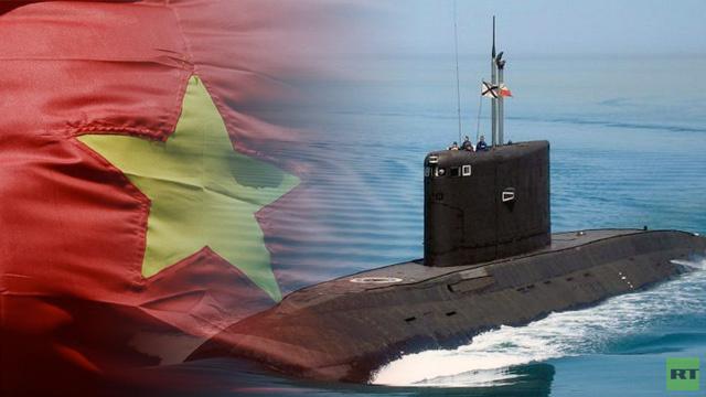 """روسيا تسلم فيتنام غواصة ثانية من طراز """"فارشافيانكا""""  672486"""