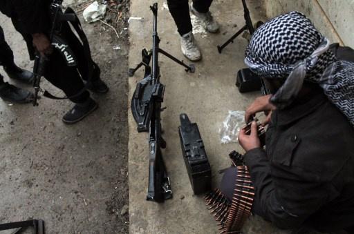 مصادر: النزاع الدائر في سورية أودى بحياة اكثر من 130 ألف إنسان