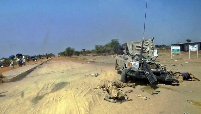 متمردو جنوب السودان يستولون على بور والمعارك تنتقل لولاية الوحدة