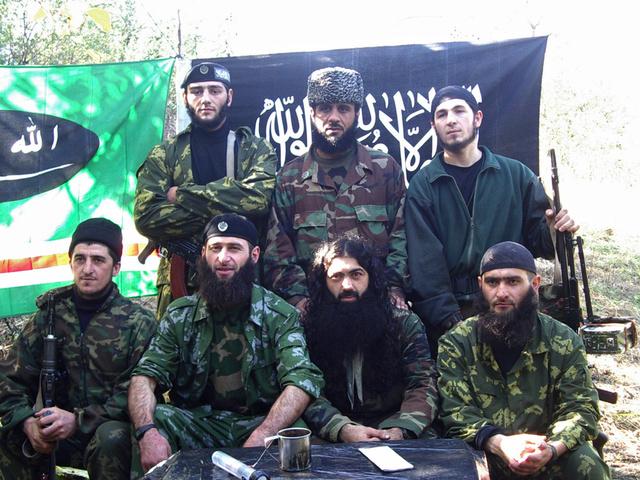 كندا تدرج جماعة دوكو عمروف فى قائمة المنظمات الارهابية