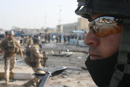 اشتباكات عنيفة في الفلوجة بين الجيش العراقي ومسلحين ومقتل قيادي من