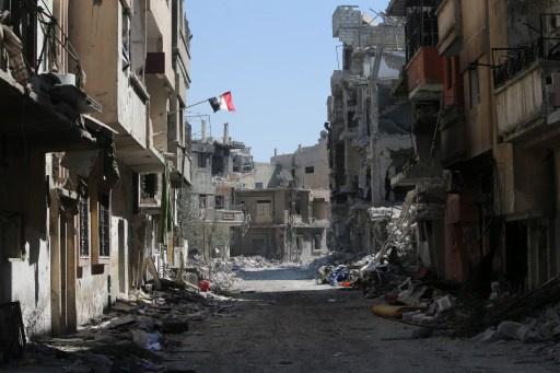 2013 الأكثر دموية بالنسبة لسورية