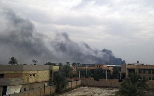 مراسلنا: مقتل عبد الرحمن البغدادي امير