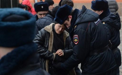 جرحى تفجيرات مدينة فولغوغراد يتلقون العلاج في مستشفيات المدينة وفي موسكو