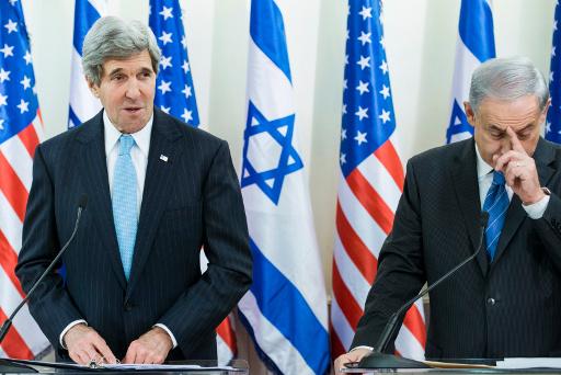 كيري من القدس: على الفلسطينيين والاسرائيليين اتخاذ قرارات صعبة قريبا