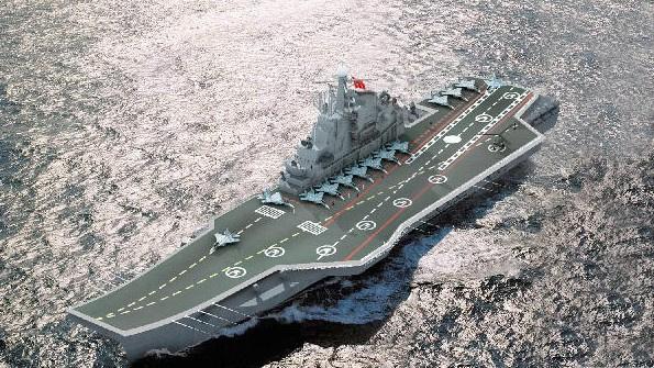 الصين تنهي التجارب على حاملتها الأولى للطائرات