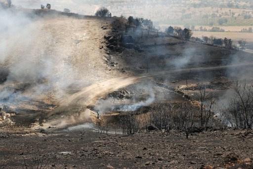 تفجير جديد على خط نقل خام النفط من كركوك العراقي الى ميناء جيهان التركي