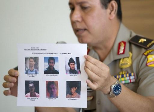 الشرطة الاندونيسية تقتل 6 ارهابيين كانوا يخططون لاعمال عنف