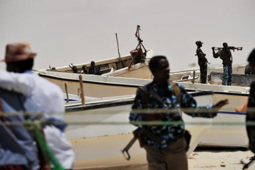 فرقاطة اوكرانية تصل شواطئ الصومال لمكافحة القراصنة