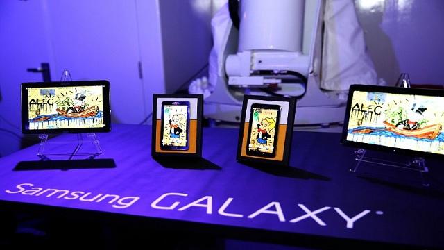 سامسونغ تعلن عن موعد إطلاق هاتفها الجديد