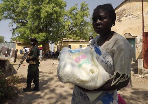 الولايات المتحدة تعلن تقديم نحو 50 مليون دولار لجنوب السودان