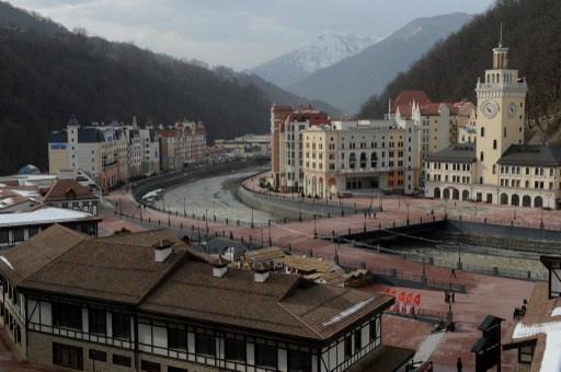 بوتين يوعز بتخصيص ساحة للفعاليات الجماهيرية اثناء الألعاب الاولمبية في سوتشي