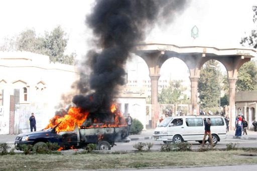 ارتفاع حصيلة الاشتباكات بين الاخوان والأمن في مصر الى 17 قتيلا و57 جريحا