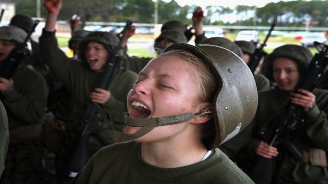 هل النساء قادرات فعلا على الخدمة العسكرية في الجيش؟