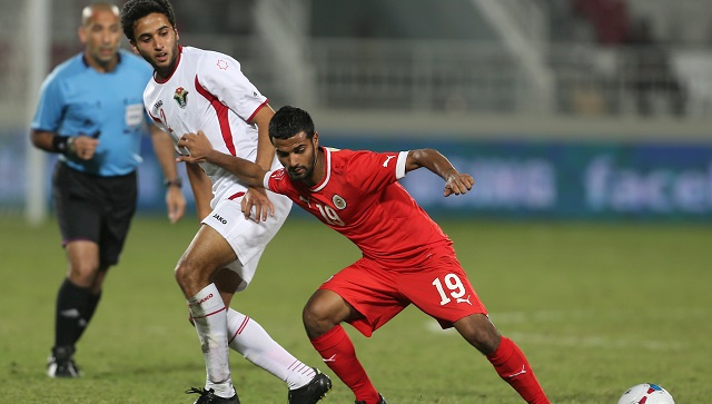 نشامى الأردن يواجهون العنابي في نهائي غرب آسيا لكرة القدم