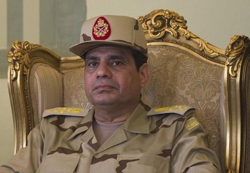 مصدر عسكري مصري: السيسي لم يبت بعد في مسألة ترشحه للرئاسة
