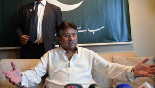 شريف يؤكد أن مصير مشرف بيد القضاء الباكستاني