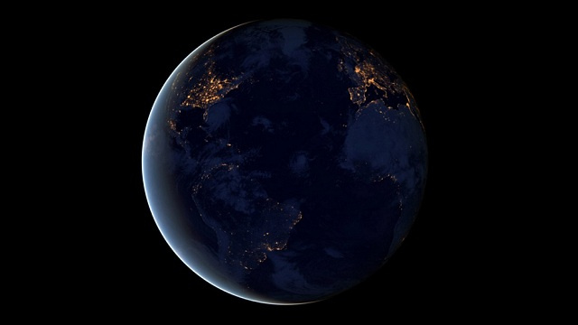 دراسة: الأرض محاطة بهالة من المادة المظلمة