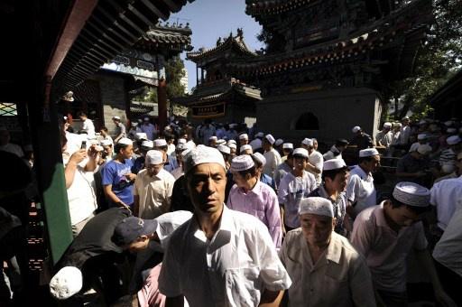 مقتل 14 شخصا خلال تدافع داخل مسجد شمال الصين