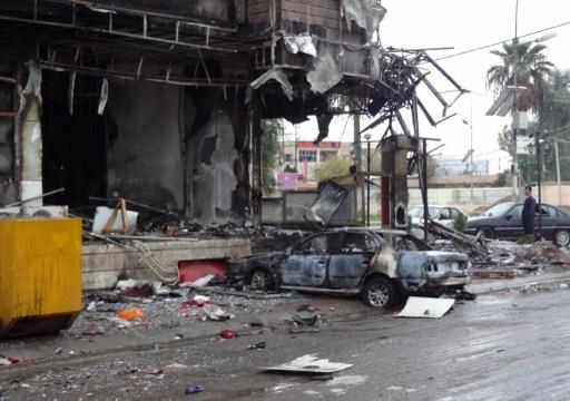العراق.. 8 قتلى و20 جريحا في سلسلة تفجيرات بسيارات مفخخة في طوزخورماتو
