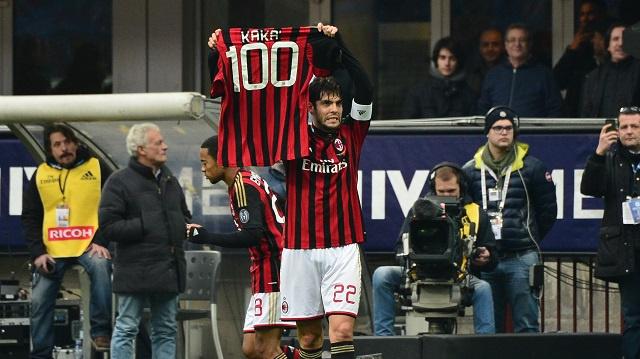 ميلان يستعيد ذاكرة الانتصارات وكاكا يسجل هدفه رقم 100