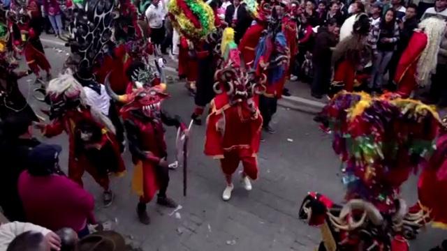 بالفيديو: عيد رقص الشياطين