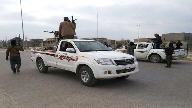 مقتل 7 من رجال الشرطة على أيدي مسلحين في مدينة سامراء العراقية
