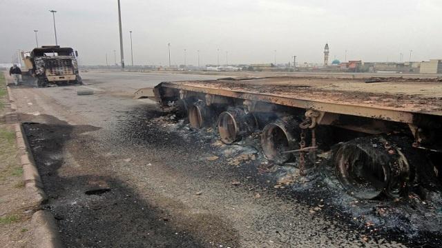 مقتل 3 قناصين وتدمير سيارة محملة بالأسلحة على أيدي عشائر الرمادي